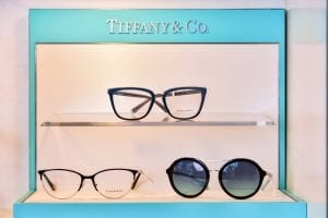 Tiffany & Co. Glasses at The eye Group