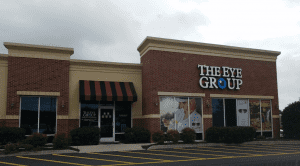 The Eye Group in West Knoxville exterior