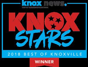 Knox News Knox Stars Best of 2018 Winner Badge