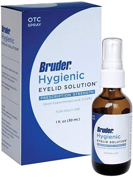 Bruder Hygienic Eyelid Solution