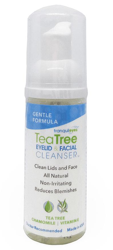 Eye Eco Tea Tree Eyelid & Facial Cleanser