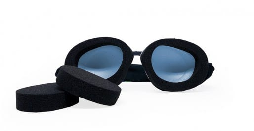 Tranquileyes Sleep Mask for Dry Eyes